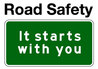 Taking Road Safety Seriously Every Day.  Today's shortcut can be tomorrow's danger.